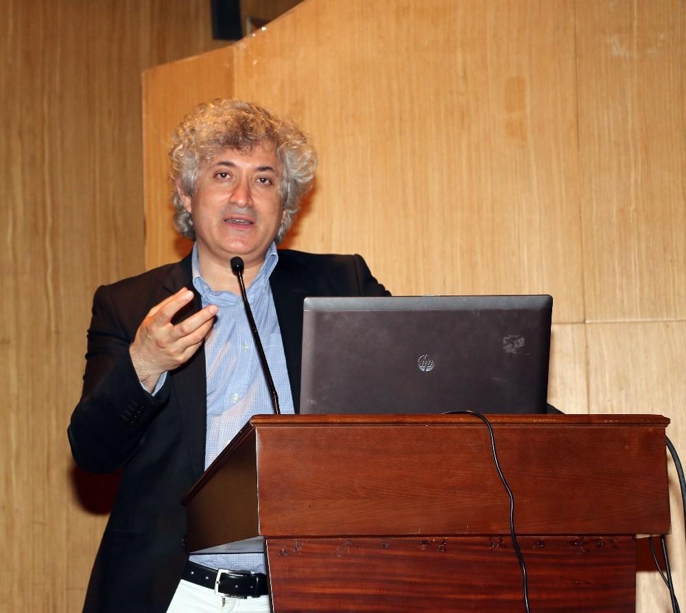 """Prof. Dr. Ömer Özkan: """"İnsan ömrü uzadı"""""""