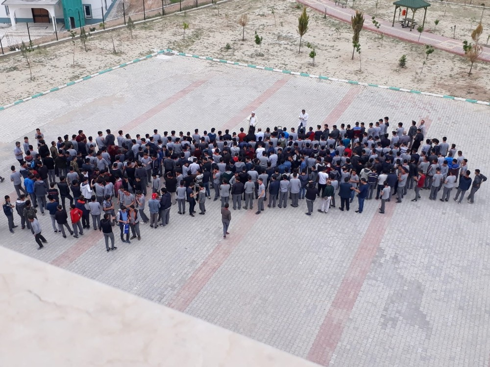 Şehit Filistinliler için gıyabi cenaze namazı