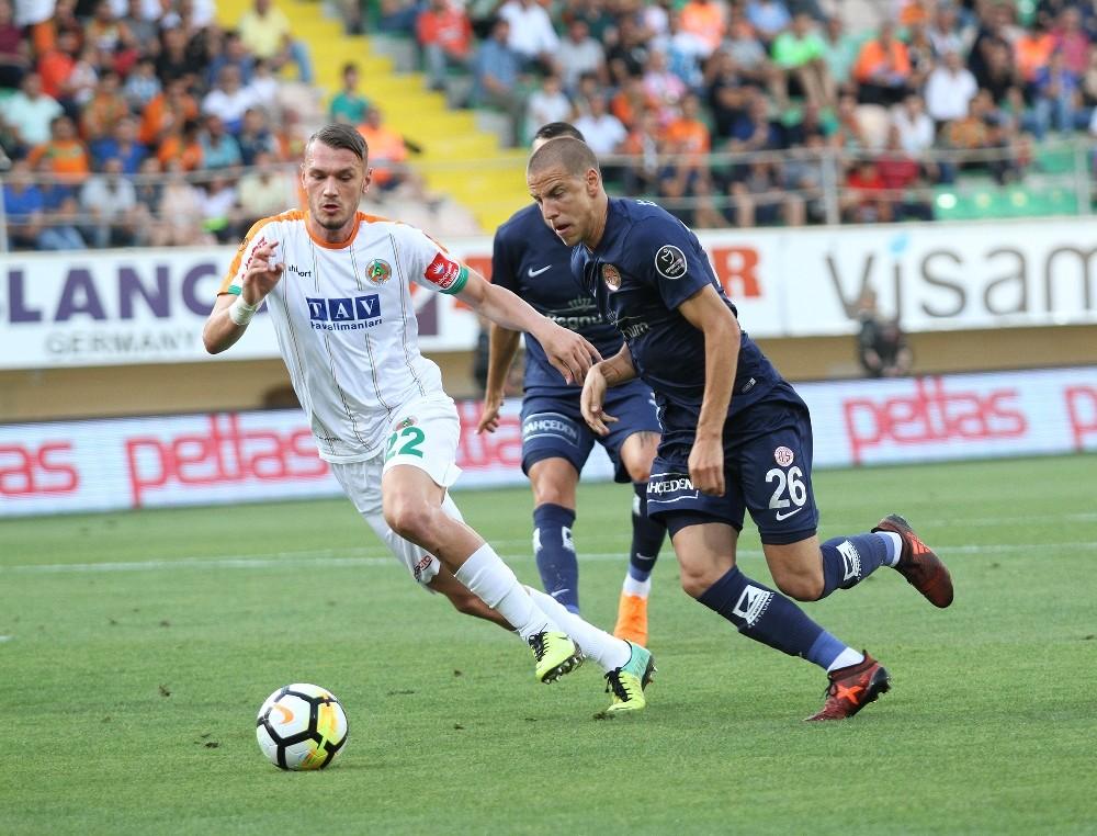 Spor Toto Süper Lig: Aytemiz Alanyaspor: 3 – Antalyaspor: 2 (Maç sonucu)