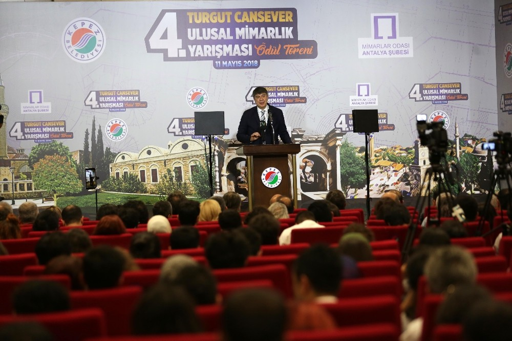 Turgut Cansever Ulusal Mimarlık Ödül Töreni