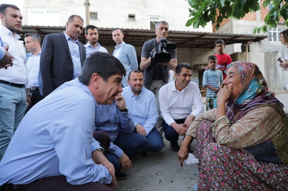 Turizm çalışanlarını küçük taksitlerle ev sahibi yapacak konutların inşaatı başladı