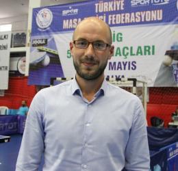 Türkiye Masa Tenisi Federasyonu'nun hedefi dünyada Süper Lig'de olmak