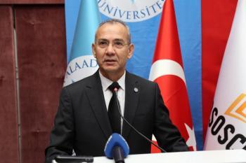 Türkiye'nin en büyük sosyal bilimler sempozyumu Antalya'da başladı
