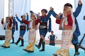 Yörük Festivali'nde kültür şöleni