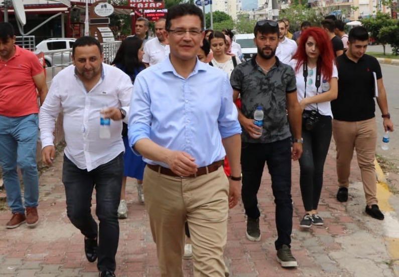 AK Parti milletvekili adayı Uslu:
