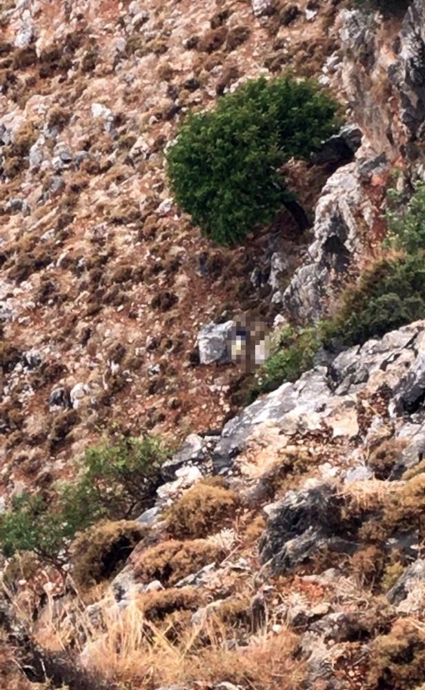 Alanya kalesi surlarından düşen bir kişi öldü