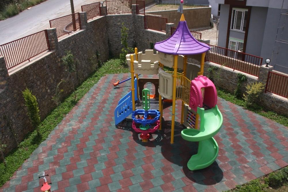 Alanya Kargıcak Mahallesi'ne yeni park