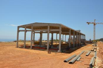 Alanya'nın çöpünü altına dönüştürecek tesis tamamlanıyor