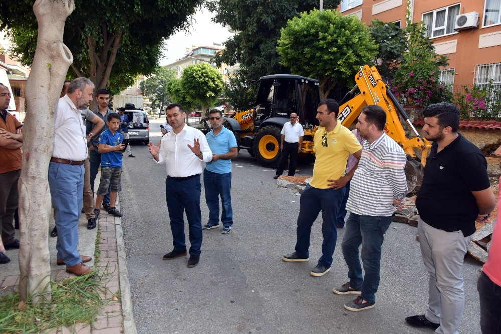 Alanyaya Yeni Prestij Caddeleri Antalya Haber