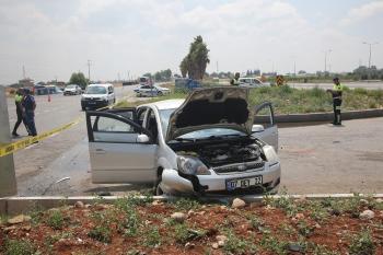 Antalya-Burdur karayolunda feci kaza: 1 ölü, 3 yaralı