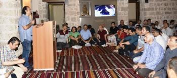 Antalya Mevlevihanesi törenle açıldı