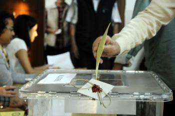 Antalya'da 1 milyon 681 bin 336 seçmen, sandık başına gidiyor
