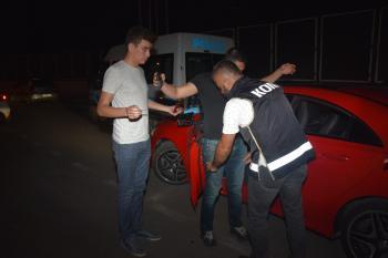Antalya'da Huzur Arife Uygulaması: 9 gözaltı