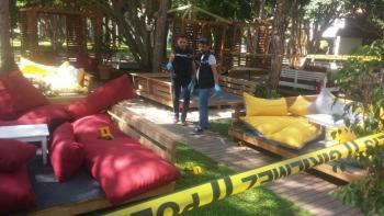 Antalya'da işletme ortakları arasında silahlı kavga: 2 yaralı