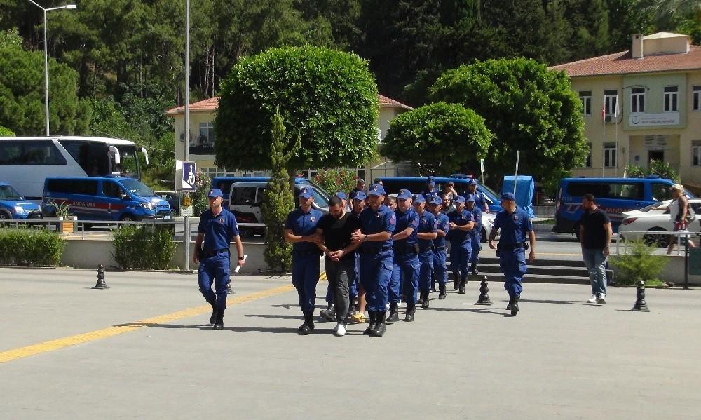 Antalya'da uyuşturucu operasyonu: 9 tutuklama