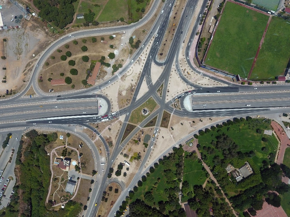Antalyaspor Kavşağı trafiğe açıldı