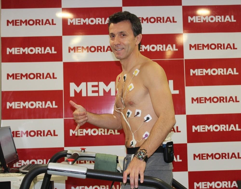 Antalyaspor teknik heyeti sağlık kontrolünden geçti