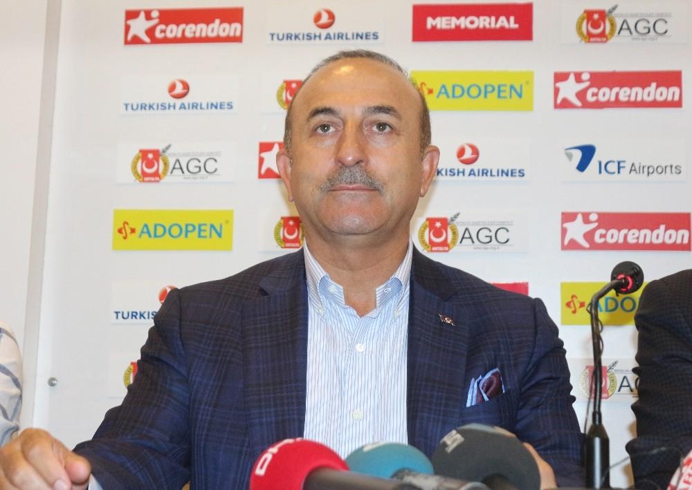"""Bakan Çavuşoğlu: """"21 Haziran'da ilk F-35'in teslimi için Türkiye davet edildi"""" (1)"""