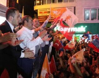"""Bakan Çavuşoğlu: """"Biz 81 milyonu kucaklamaya devam edeceğiz"""""""