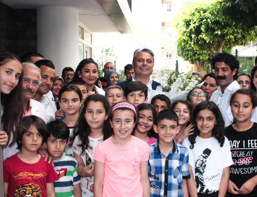 Başkan Uysal LGS'ye girecek öğrencilere başarılar diledi
