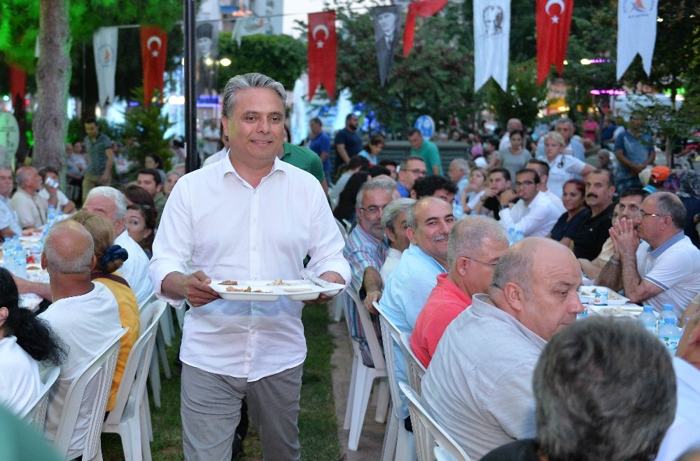 """Başkan Uysal: """"Turunç Masa bir medeniyet projesidir"""""""