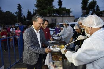 Başkan Uysal'dan çifte müjde