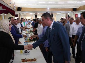 """Çelik'ten Ramazan Bayramı Mesajı: """"Bayram aslında bayram yaptırmaktır"""""""