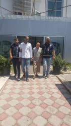 Cezayirli yankesiciler yakalandı