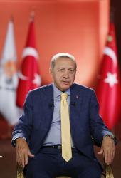 Başkan Erdoğan: Mülteci meselesinin çözümü