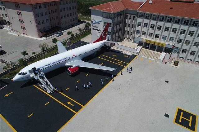 Dev uçağın açılışını Bakan Çavuşoğlu yapacak