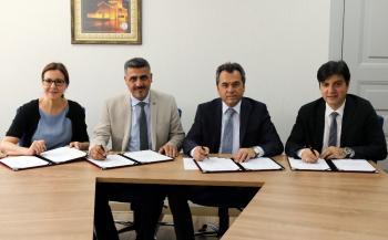 'Enerjinin Yıldızları' projesi için protokol imzalandı