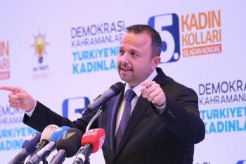 """İl Başkanı Ethem Taş: """"Erdoğan'ın Antalya'ya gelişiyle çifte bayram yaşayacağız"""""""