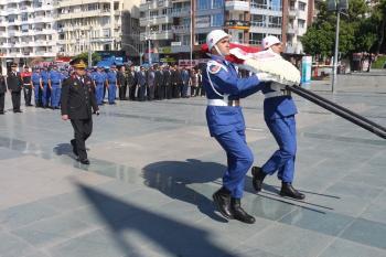 Jandarma'nın kuruluşunun 179.yılı