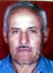 Kayıp çiftçinin cesedi 30 metrelik uçurumda bulundu