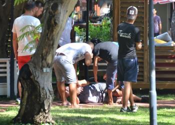 Kemer'deki silahlı kavgayla ilgili 2 kişi tutuklandı