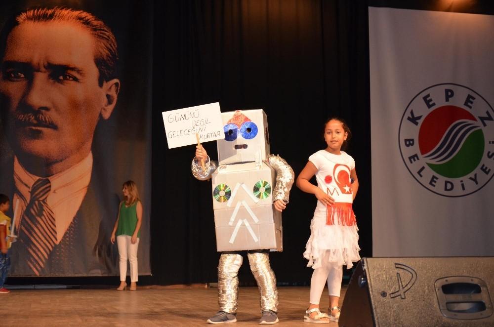 Kepez'de Dünya Çevre Günü Kutlandı