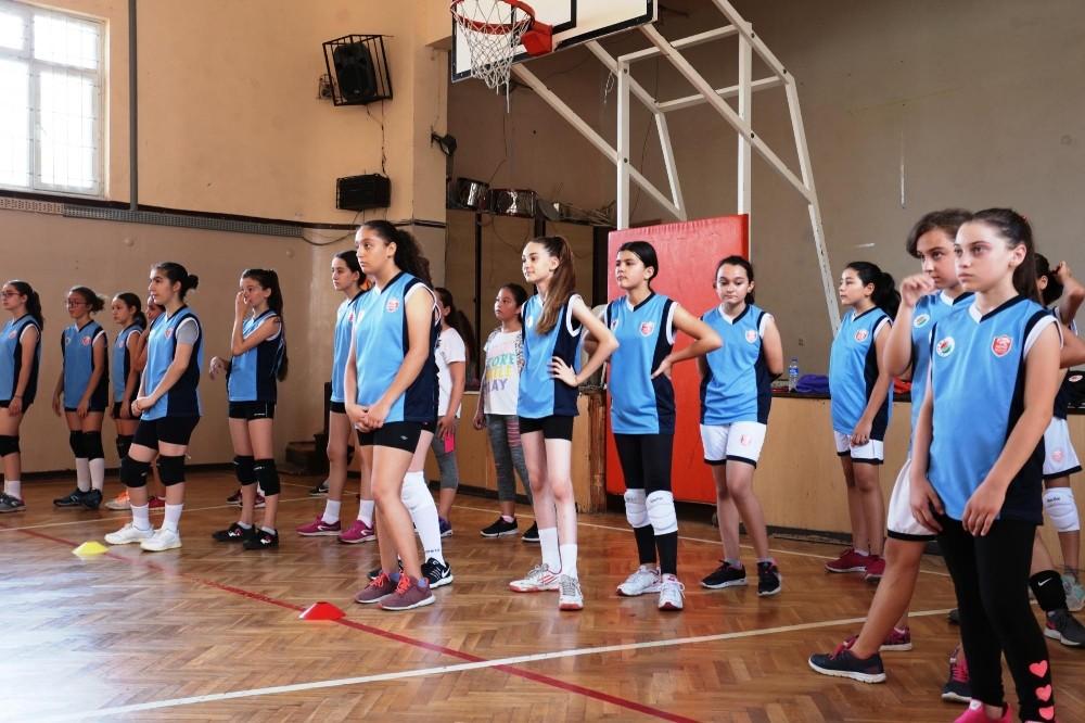 Kepez'den akademik spor eğitimleri