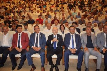 Kılıçdaroğlu'nun toplantısında elektrik krizi