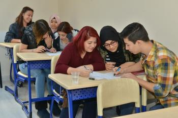 Konyaaltı Belediyesi Etüt Merkezi öğrencileri YKS'ye hazır