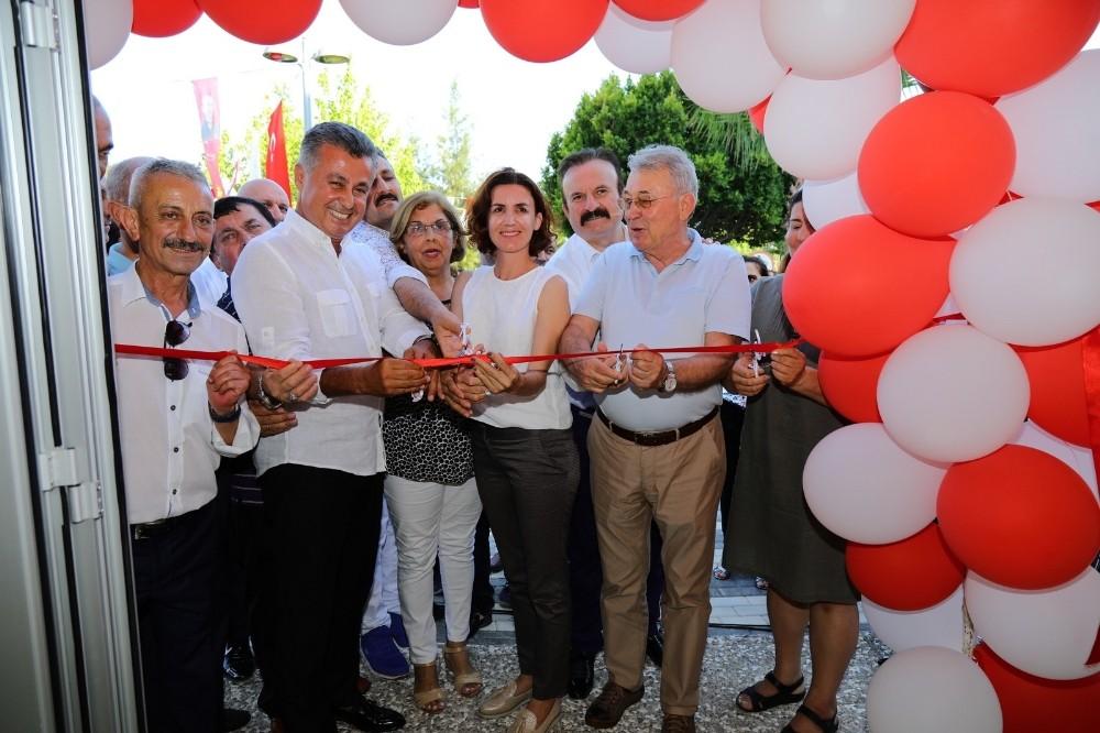 Manavgat Belediyesi Aile Eğitim ve Sosyal Hizmet Merkezi açıldı