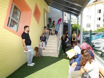Manavgat Belediyesi Çocuk Kültür Merkezi kayıtları başladı