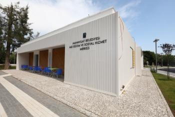 Manavgat Belediyesi'nden Aile Eğitim ve Sosyal Hizmet Merkezi