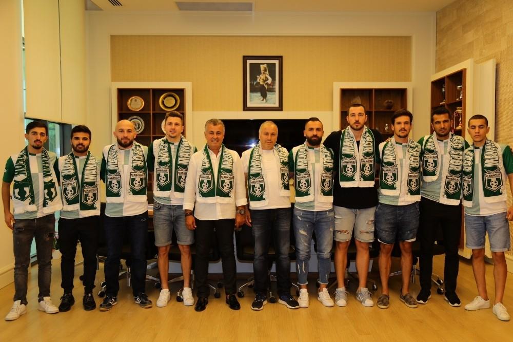 Manavgat Belediyespor BAL Ligi'ne iddialı giriyor