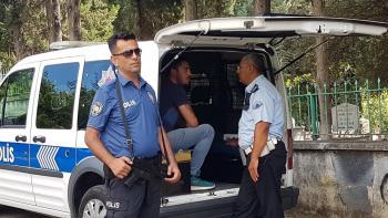 Manavgat'ta şok uygulamada Uyuşturucu madde ele geçirildi