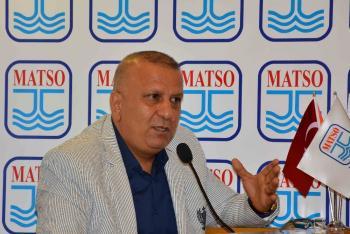 """MATSO Başkanı Boztaş: """"Ülke olarak Ekonomiye odaklanmalıyız"""""""