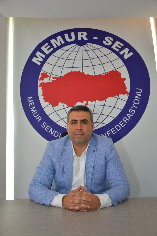Memir Sen Antalya İl Başkanı Çoban: 'Hevesleri kursaklarında kaldı'