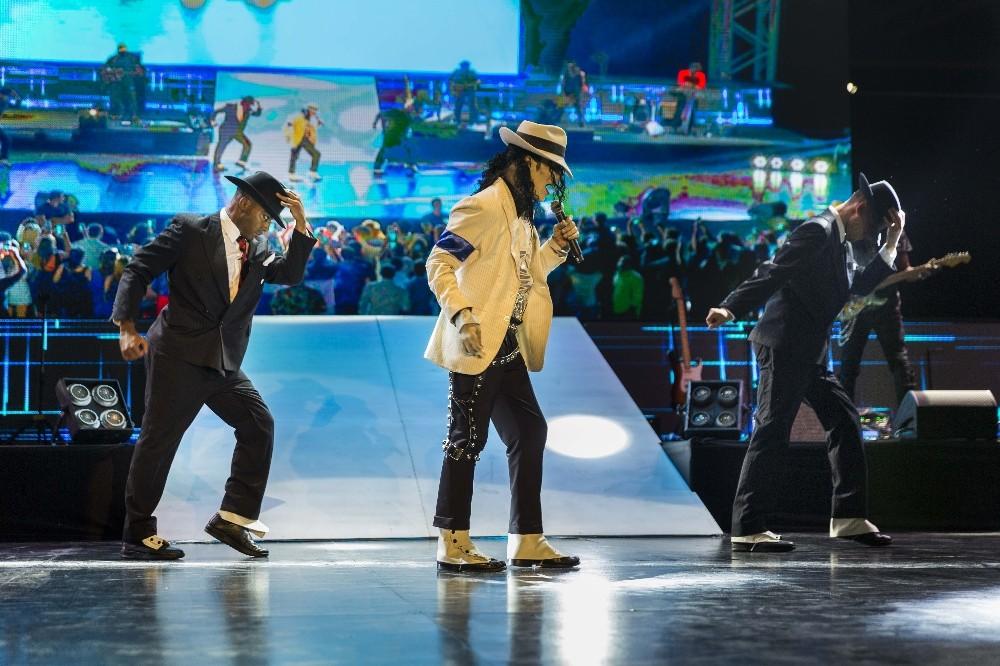 Michael Jackson'ı ölüm yıl dönümünde büyük anma konseri Antalya Expo'da