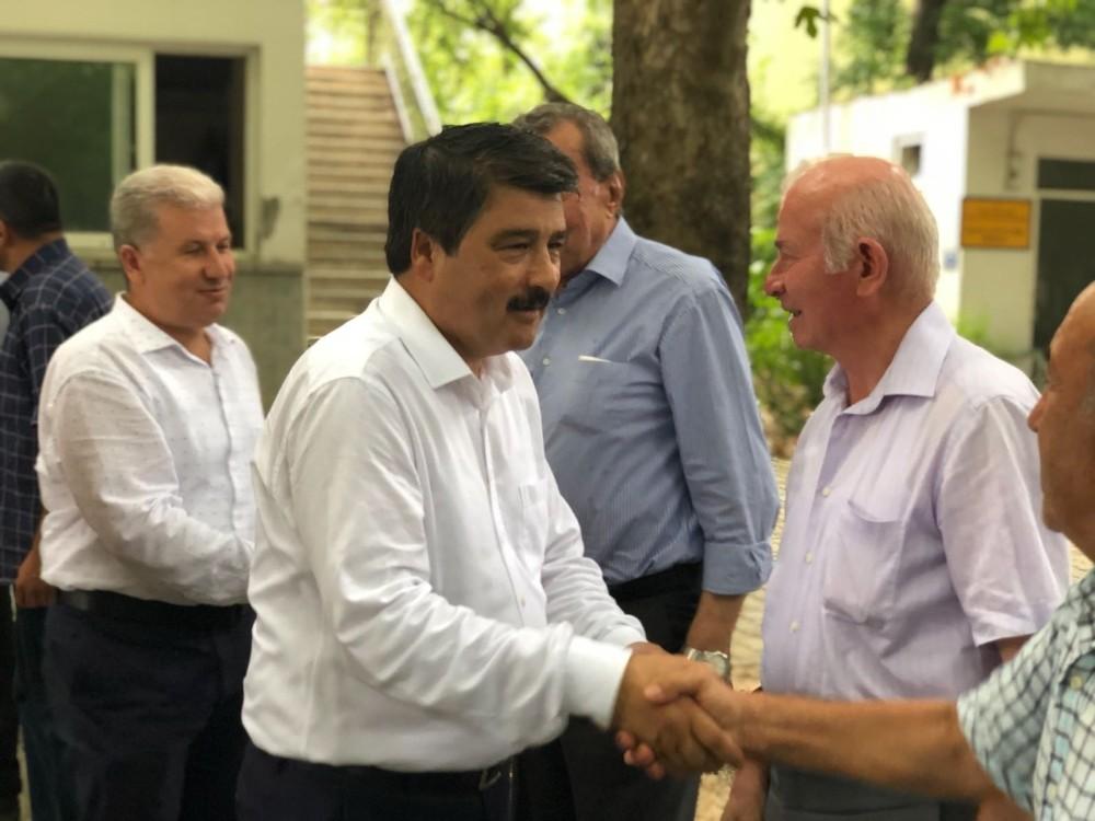 """Milletvekili Adayı Kemal Çelik: """"Türkiye şahlanarak büyüyecek"""""""