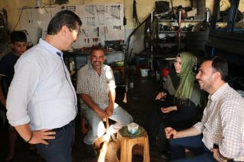 """Milletvekili Çelik: """"5 bölgeye mega sanayi bölgeleri kuracağız"""""""