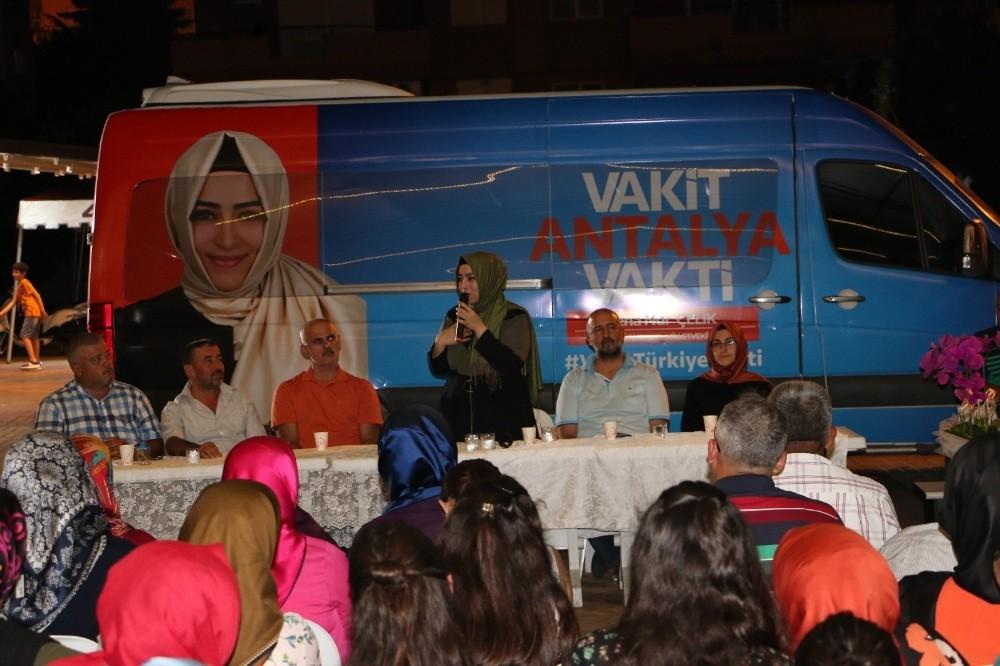 """Milletvekili Çelik: """"Hiçbir gücün önünde eğilmeden bugünlere geldik"""""""
